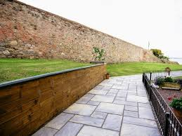 retaining garden walls made to measure