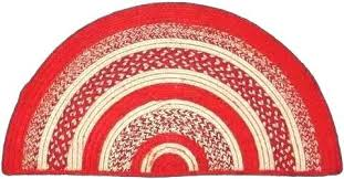 small grey jute rug circle rugs round half for nursery outdoor semi outd