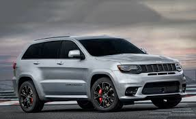 2017 Jeep Grand Cherokee SRT Test | Review | Car and Driver