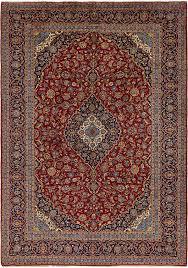 main unique loom 9 8 x 14 2 kashan persian rug photo