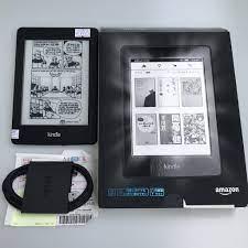 Máy Nhật Cũ] Máy Đọc Sách Kindle Paperwhite Gen 2 6th Code 6180