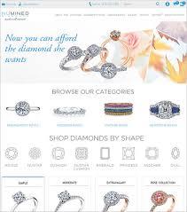 jewelry web design and development for a chicago e merce