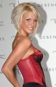She is an english singer, songwriter, dancer, model, film actress & television actress. Sarah Harding S Bob Hair Styles Short Blonde Hair Short Blonde