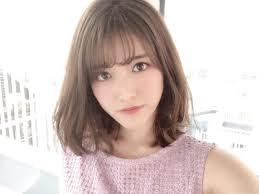 画像松村さんが髪をバッサリ切りイメチェンかわいすぎるとの声