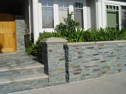 bluestone retaining wall front wall maureen gilmer morongo valley ca