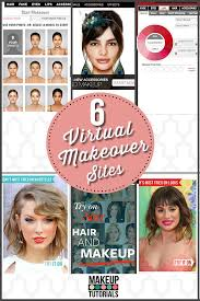6 virtual makeover sites free virtual makeover hairstyle virtual makeover