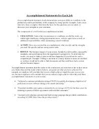 Sample Resume Objectives Doc Templates Objective Ideas For ...