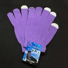 «Unisex Magic Capacity <b>Touch Screen Gloves</b> Texting Stretch Knit ...