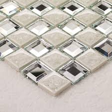 Mirror Mosaic Tiles Design