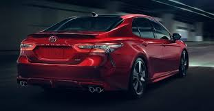 2018 toyota upcoming vehicles. modren 2018 the american camry will as usual be available in four grades le xle se  and xse sport trims are xse you see the latter here red car  on 2018 toyota upcoming vehicles r