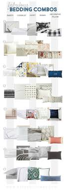 how to mix bedding cate holcombe interiors pin