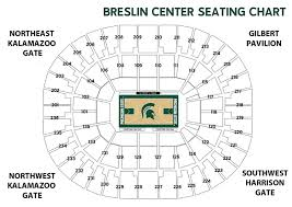 select a section from the chart for row and seat number information and a view of the arena gate letters are listed on the outside of the arena
