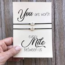 long distance relationship gifts matching bracelet set of 2 p bracelet love bracelet long distance love boyfriend gift