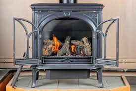 small gas fireplace for bedroom photo - 1