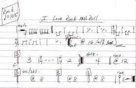 Mike James Jazz Writing Drumming Related Fast Parts