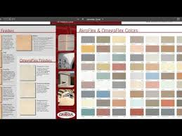 Omega Stucco Color Charts How To Obtain One For Yourself