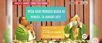Antonius padua, bidaracina 19.00 wib 2. Krishna Viraha Jadwal Misa Tvri 2021 Jadwal Dan Live Streaming Misa Paskah 2020 Di Keuskupan Agung Jakarta Kabar24 Bisnis Com Jadwal Lengkap Misa Online Akan