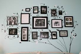 photo frame ideas for your living room