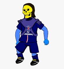 I see you mean mclaughlin. Cavani 442oons Skeletor Cavani Hd Png Download Kindpng