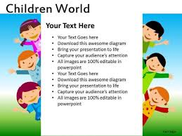 Children Ppt Templates Powerpoint Templates For Children The Highest Quality Powerpoint