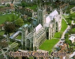 <b>England</b> - <b>CANTERBURY</b> CATHEDRAL - <b>Travel</b> Souvenir Flexible ...