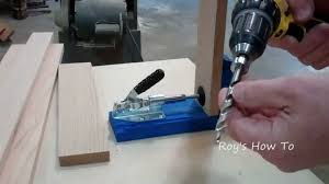 Tools Needed To Build Cabinets Building A Cabinet Face Frame Using A Kreg Jig Youtube