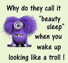 Funny Quote About Beauty Best Of Funny Quotes Funny Sayings Why Do They Call It Beauty Sleep
