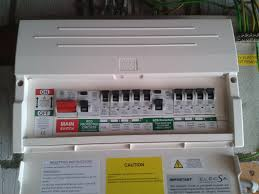 process of fuse board change 1st electrical services driffield trip switch keeps tripping nothing plugged in at Fuse Box Breaker Keeps Tripping