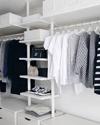 10 beautiful open closet ideas for sophisticated home open closets inside the stylish open closet ideas