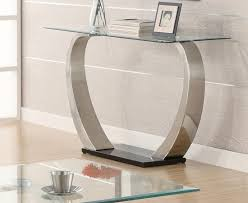 contemporary foyer table designs home trendy
