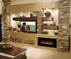 Small Picture Best 25 Electric wall fireplace ideas only on Pinterest