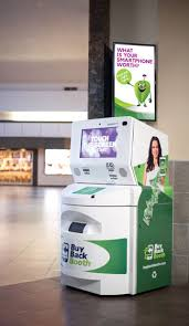 Vending Machine That Buys Cell Phones Enchanting BuyBack Booth Opens Greentech Door For Vending And Amusement