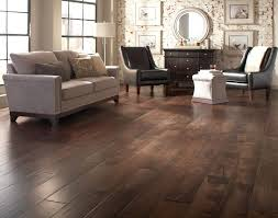 dark oak hardwood floors. Interesting Home Interior Flooring Decoration With Hardwood : Fancy Living Room Using Oak Dark Floors S