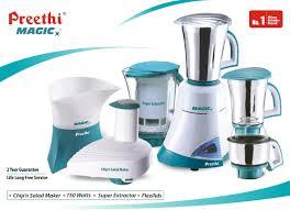 Home Appliance Service Maya Appliances Launches Preethi Magic