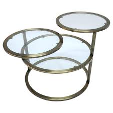 tiered side table three tiered brass coffee side table with adjule shelves 2 tiered side table tiered side table