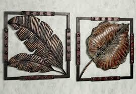 decorative metal wall art stores