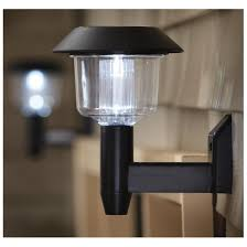 Solar Powered Outdoor Wall Lights Roselawnlutheran - Exterior sconce lighting