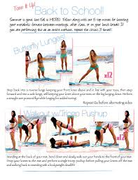 Back Workout Chart Step By Step Top 5 Toning Moves For Back To School Toneitup Com
