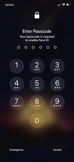 Iphone Pattern Lock New Decorating Ideas