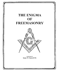 enigma of masonry by ralph omholt