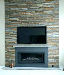 accent wall wood barn fireplace reclaimed fireplaces rustic by bedroom fir