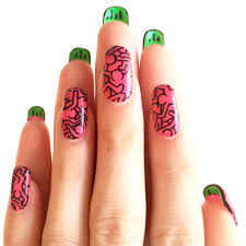 Nail Art History by Susi Kenna - Artistic Manicures - Collectista