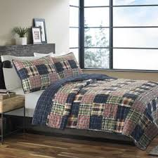 Size Queen Quilts & Coverlets For Less | Overstock.com & Eddie Bauer Madrona Cotton Quilt Set Adamdwight.com