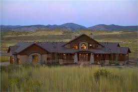 Featured Mountain West House Plan