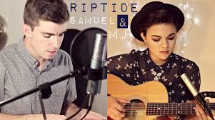 Riptide - Mackenzie Johnson & Opposite The Other Cover - YouTube
