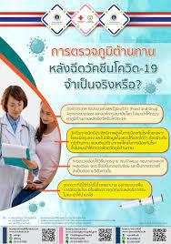 การตรวจภูมิต้านทาน หลังฉีดวัคซีนโควิด-19 จำเป็นจริงหรือ? -  โรงพยาบาลจุฬาลงกรณ์ สภากาชาดไทย