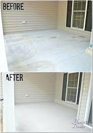 painting concrete porch our front porch concrete repair painting concrete patio floor painting concrete porch