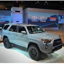 2017 Toyota 4Runner TRD Pro in Cement - a color used on the FJ ...