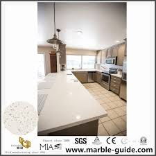 prefab 72x36 inch quartz countertops with iced white manufacturers and suppliers china whole yeyang stone factory