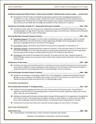 1 Or 2 Page Resume 1 Or 2 Pages Free Resume Templates